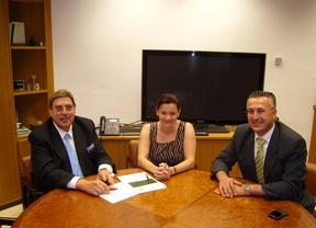 Acuerdo Globalcaja y los farmacéuticos de Cuenca