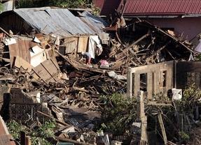 Washi abandona Filipinas y deja tras de sí destrucción, 539 muertos y cientos de desaparecidos