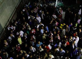 Se confirma: el apagón en el estadio del Rayo Vallecano fue