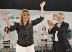 Especulaciones en el congreso del PSOE-A sobre adelantamiento de las elecciones