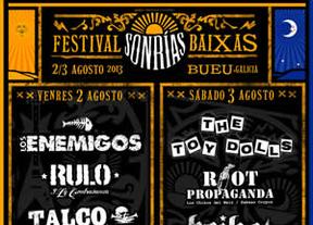 SonRías Baixas se presenta esta noche en Madrid como mucho más que un Festival de Música