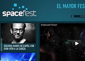 Dejan de vender las entradas online para la Spacefest, que peligra al no encontrar sede
