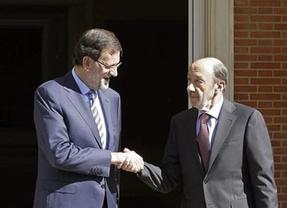 Socialistas y populares abren vías para que Rajoy comparezca en septiembre por el caso Bárcenas