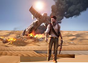 Nathan Drake busca la Atlántida de las Arenas en 'Uncharted 3'