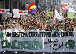 Los estudiantes volverán a la huelga el 8-M por la política de becas y recortes
