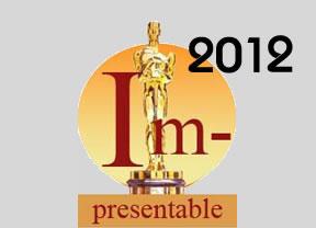 Comienza la carrera para elegir a los Im-presentables del año 2012