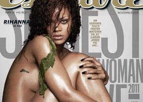 Rihanna, hospitalizada de urgencia en Suecia