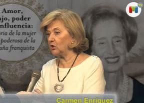 Vea la entrevista de Carmen Enríquez en Diariocrítico