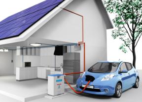 'Vehicle to Home' de Nissan