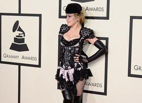 Una Madonna más torera que nunca fue la estrella de la ceremonia de los Grammy