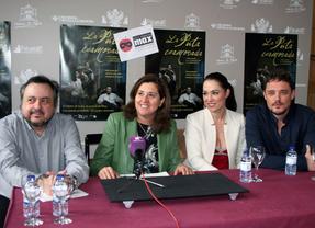 'La puta enamorada', pasiones y celos este fin de semana en el Teatro de Rojas de Toledo
