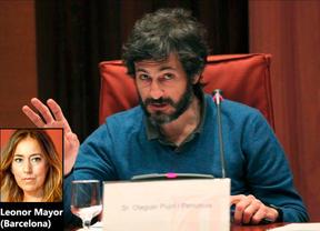 Oleguer Pujol denuncia una confabulación contra él y Mireia se niega a declarar