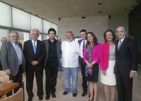 ¿Dónde comieron los tres chefs castellano-manchegos con estrella Michelín en el Día de la Región?