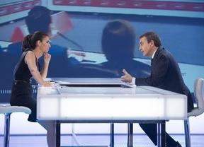 Zapatero no menciona su papel con el Estatut, pero dice de Cataluña que 'lo que no va a suceder es una secesión'