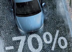 Anuncio de la campaña de invierno de Volkswagen