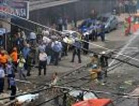 Fallece un joven y otros dos resultan heridos en un choque frontal de la M-214