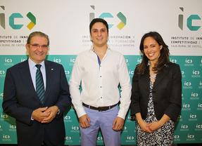 La Fundación Caja Rural Castilla-La Mancha premia un proyecto de escáner de loterías para Smartphone