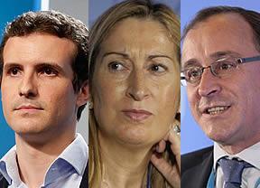 Los nuevos hombres clave de Rajoy: Casado, Alonso, García-Escudero, Pastor y Soria, entre los posibles nuevos dirigentes del PP