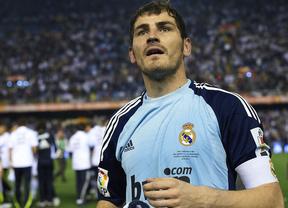 Casillas adelanta que no acabará su carrera en el Madrid para evitar