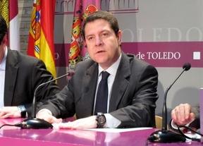 García-Page exigirá a la Junta que asuma las competencias de limpieza de los centros escolares de Toledo