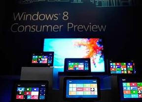 Windows 8 ya triunfa: la versión de prueba alcanza el millón de descargas en 24 horas
