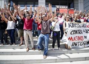 Una sentencia obliga al Gobierno de Cospedal a readmitir a los interinos despedidos en 2012
