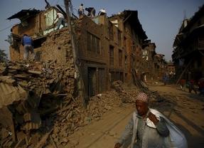 García-Page confía en que el terremoto de hoy en Nepal tenga