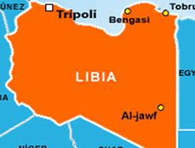 Obama advierte posible intervención militar en Libia