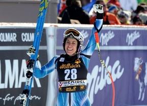 Carolina Ruiz se despide de la Copa del Mundo de esquí alpino con un brillante sexto puesto