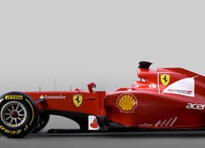 Fernando Alonso intentará conquistar el Mundial en su nuevo F2012