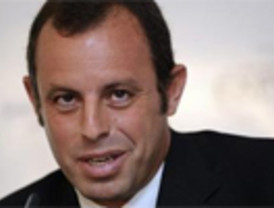 Sandro Rossell acusa de