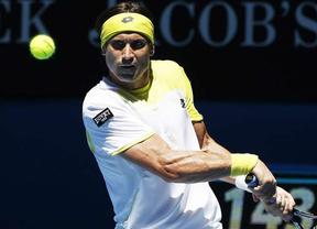 Ferrer tira de épica para ganar el duelo fraterno ante Almagro y meterse en semifinales de Australia