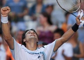 David Ferrer ya tiene rival en octavos del Open USA, el francés Richard Gasquet