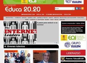 'Educa 20.20' llega este lunes al centro FP Ciudad de León