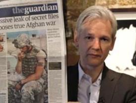 Fundador de WikiLeaks en Gran Bretaña detenido hasta el 14 de diciembre