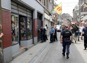 Atentado en Lieja: 4 muertos y un centenar heridos en un atentado con granadas y Kalashnikov
