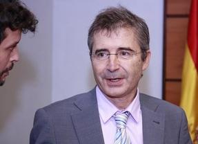 Luis Carretero en las Cortes castellano-manchegas