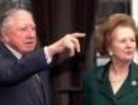 Thatcher dice estar