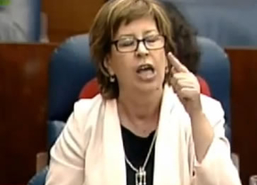 Show im-presentable en la Asamblea de Madrid con graves acusaciones y amenazas de querellas: Maru Menéndez llamó 'corrupto' al presidente González