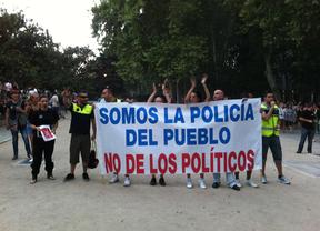 Los policías amargan a Interior: otra macromanifestación contra la política de Rajoy