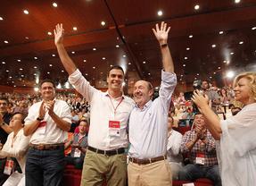 La nueva Ejecutiva del PSOE, aprobada por el 86,19% de los votos