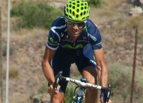 Valverde intentará repetir victoria en la Dauphiné,  pero adelanta que se toma la carrera como preparación del Tour