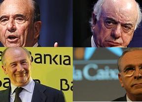 La drástica reducción de la banca: 6 grandes bancos 6
