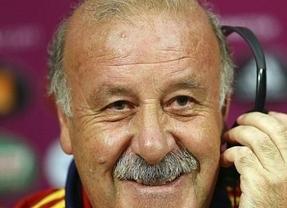 Del Bosque se acuerda de los españoles con problemas económicos:
