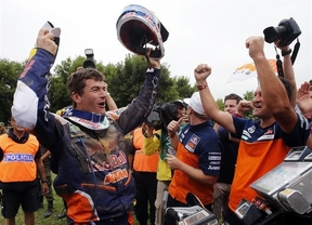 Marc Coma logra su quinto Rally Dakar