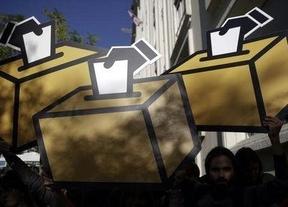Se animan las elecciones andaluzas: a las 18:00 horas ya había votado un 4,22% más que en 2012