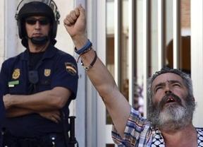 La Justicia andaluza archiva la denuncia contra Sánchez Gordillo por el asalto al Mercadona