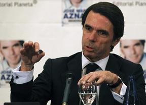 Aznar 'amenaza' a los nacionalistas: