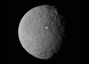 Los misteriosos puntos brillantes del miniplaneta Ceres