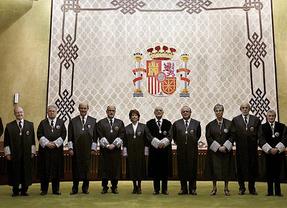 El Pleno del Constitucional verá a las 18:30h los informes sobre los recursos del Gobierno al 9-N